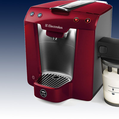 A Modo  Mio Premium Milk Coffee Machine